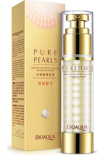 Bioaqua Pure Pearl Inci Özlü Sıkılaştırıcı Anti-Age Essence Krem