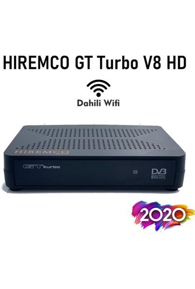 Hiremco GT Turbo V8 IP HD Uydu Alıcı