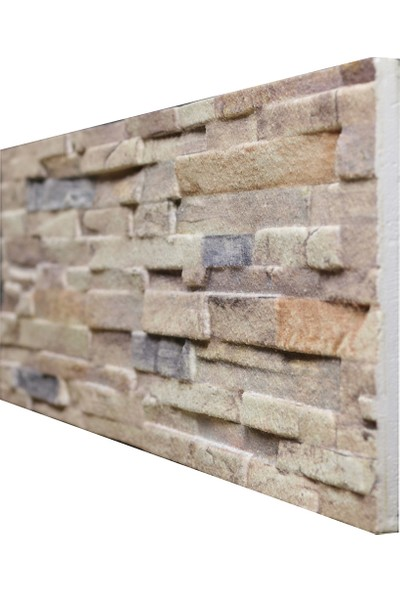 Stikwall Kırık Taş Görünümlü Strafor Duvar Paneli 656-2001