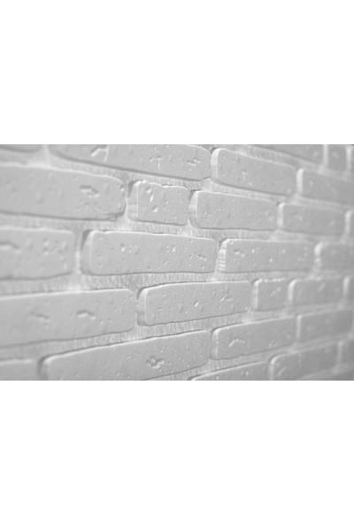 Stikwall Tuğla Desenli Ham Strafor Duvar Kaplama Paneli 652