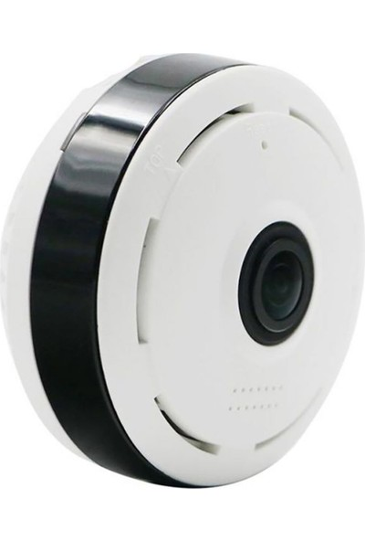 Ioma Mini Panoramik Balıkgözü Wifi Hd Kamera AS-3601
