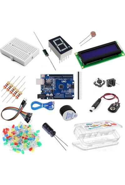 Maker Arduino Öğrenci Başlangıç Seti