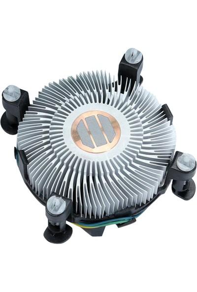 Triline Bakır İşlemci Cpu Fanı 775/1155/1156/1150/1151
