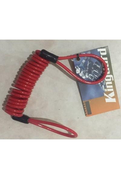 Kingruad Kırmızı Hatırlatıcı Kablo
