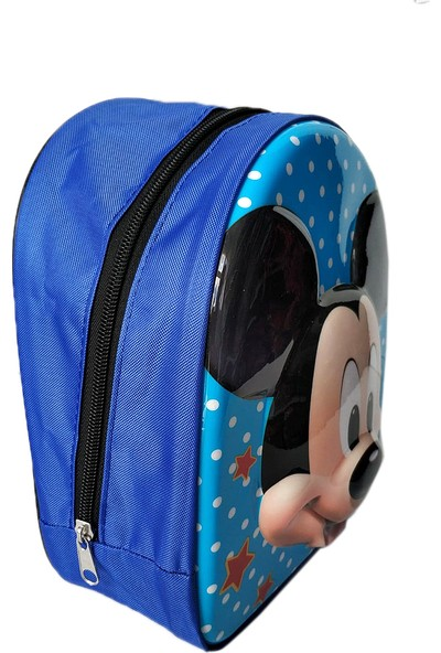 Redpoloshop Anaokulu Öncesi Sırt Çantası XS Ebat Mickey Mouse 23 x 20 x 10 cm
