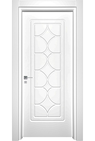 Oda Kapısı Mdf Pvc Kaplı
