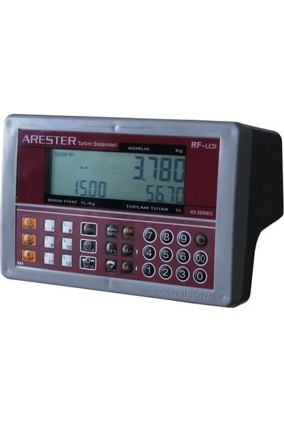 Arester Rf-Lcd 60X60 150 kg Hesaplamalı Onaylı Baskül