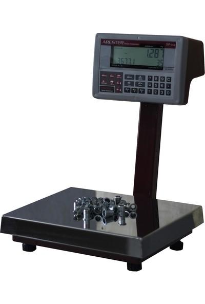 Arester Sf-Lcd 28X35 60 kg -5 gr Adet Parça Sayım Terazisi