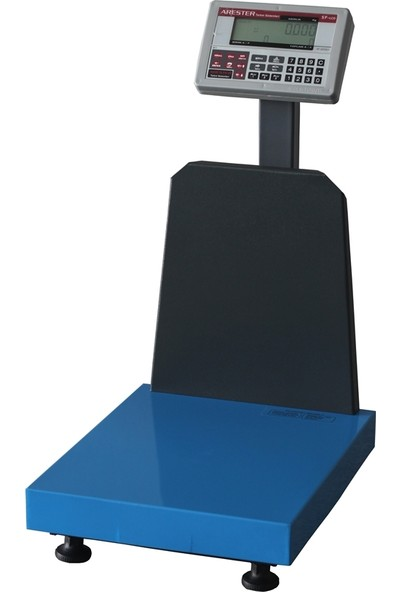 Arester Sf-Lcd 40X50 150 kg - 10 gr Adet Parça Sayım Baskülü