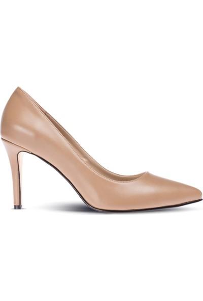 Deery Vizon Rengi Kadın Stiletto