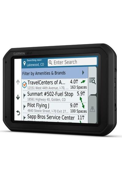 Garmin dezl 580 LMT-S GPS Takip Cihazı Siyah
