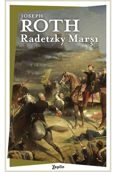 Radetzky Marşı - Joseph Roth