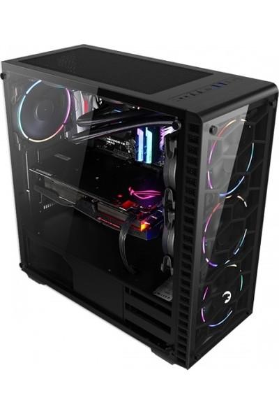 GamePower Horizon RGB Oyuncu ATX Bilgisayar Kasası