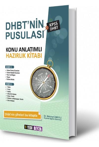 Yedi Beyza Yayınları DHBT'nin Pusulası Konu Anlatımlı Hazırlık Kitabı Mehmet Ümütli