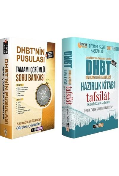 Yedi Beyza Yayınları DHBT 2020 Kazandıran Efsane Ikili - Mehmet Ümütli