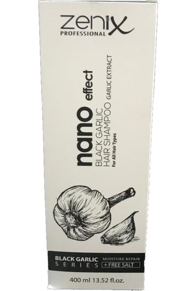 Zenix Siyah Sarımsaklı Şampuan 400 ml