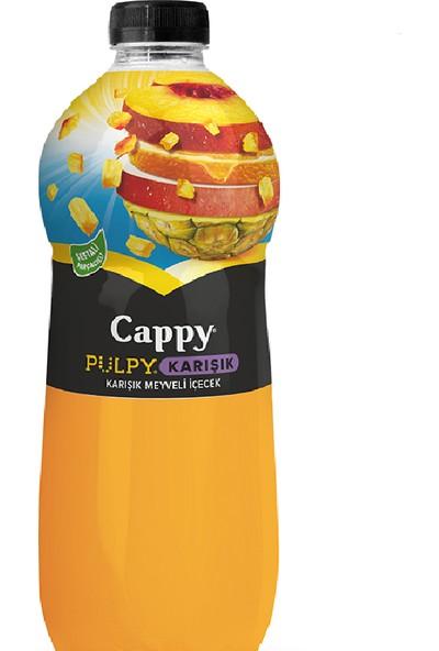 Cappy Pulpy Karışık 330 ml 24'lü
