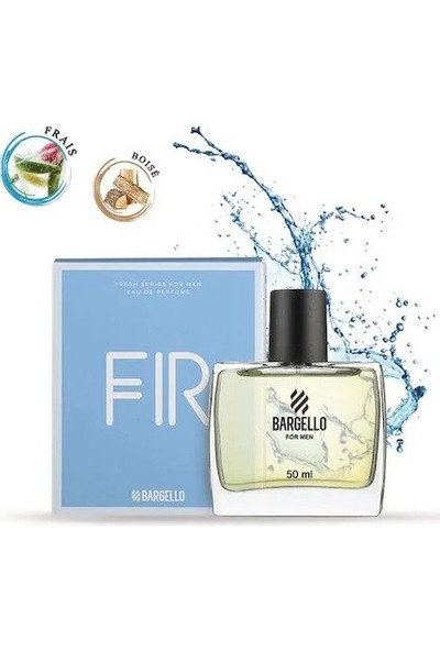 Bargello Erkek Parfum 609 Fresh 50 ml Edp