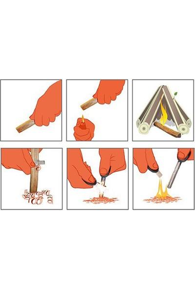 Çakmak Çıra Doğal Kamp Çırası