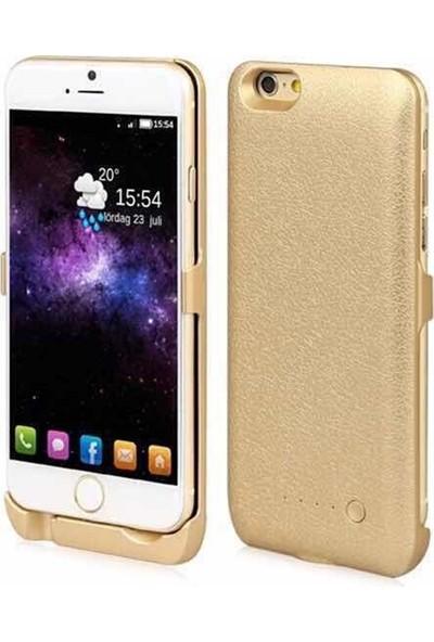 Gringo iPhone 6 / 6S Uyumlu Slim Şarjlı Kılıf Powerbank 4000 mAh