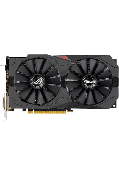 Asus ROG Strix AMD RX 570 OC Gaming 8GB 256Bit GDDR5 DX(12) PCI-E 3.0 Ekran Kartı (ROG-STRIX-RX570-O8G-GAMING)