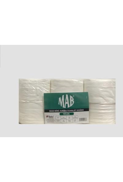 Mab Mini Jumbo Tuvalet Kağıdı 10 Cm 12'Li