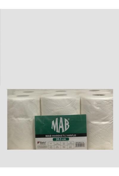 Mab Kağıt Havlu Hareketli Havlu 20.5 Cm 6'Lı