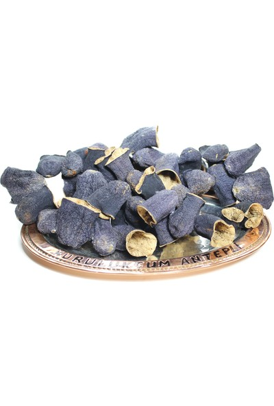 Kurulukçum Antepli Dolmalık Kuru Patlıcan 50 Adet