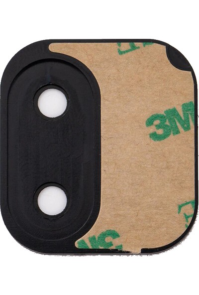 Sincap Apple iPhone X / XS Max - iPhone 11 Pro Max Dönüştürme Lens Kiti 3 Kamera - Siyah