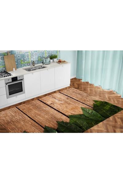 Homessa Night 100 x 150 cm Mutfak Halısı