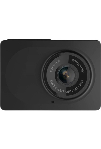 Xiaomi Yi Car Smart Dash 1080P Akıllı Araç Kamerası Siyah