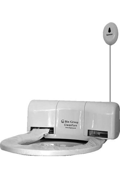 Bng Cleanturn Sensörlü - Elektrikli Hijyenik Klozet Kapak Sistemi Beyaz