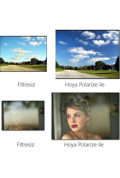Hoya 40.5 mm Slim Cirkular Polarize Filtre