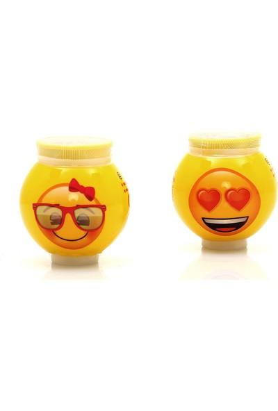 Emoji Çim Adam 2 Adam Gözlüklü ve Kalpli