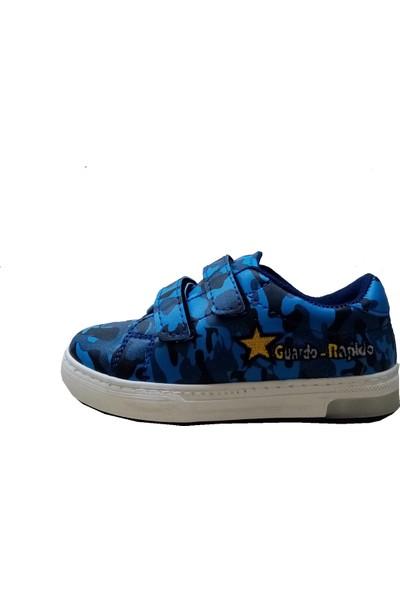 Graymax 017.01 Cırtlı Çocuk Spor Ayakkabı