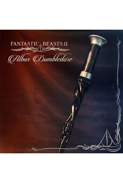 Büyücü Sokağı Albus Dumbledore Asa - Fantastik Canavarlar - Harry Potter