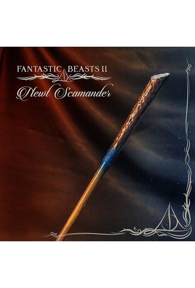 Büyücü Sokağı Newt Scamander Asa - Fantastik Canavarlar - Harry Potter
