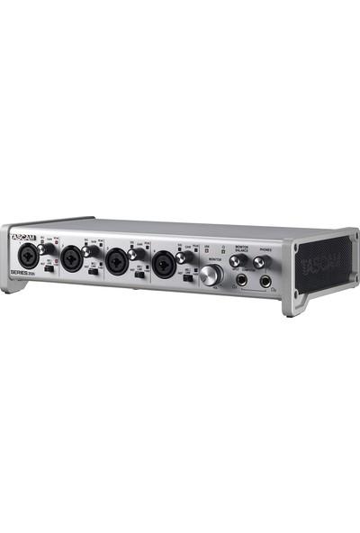 Tascam Series 208I 20 Giriş 8 Çıkış DSP Mikserli USB Ses / Midi Arabirimi