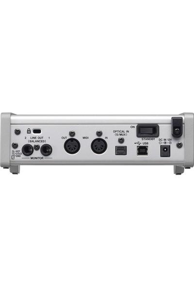 Tascam Series 102I 10 Giriş 4 Çıkış DSP Mikserli USB Ses / Midi Arabirimi