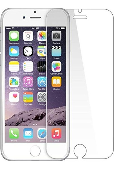 Revix Apple iPhone 6/6S Temperli Cam Ekran Koruyucu