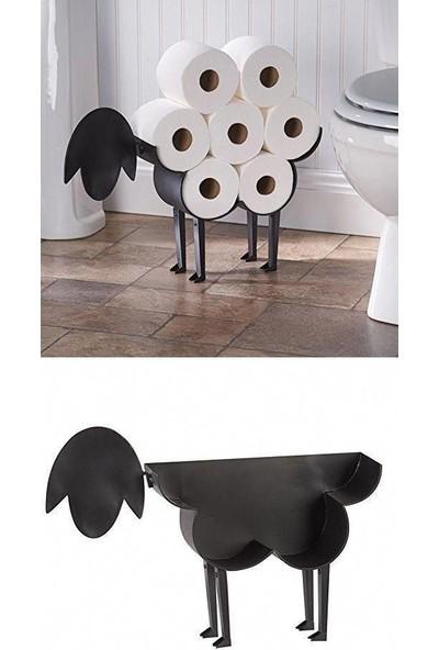 Esti Metal Tuvalet Kağıtlığı