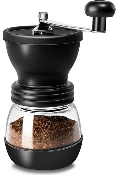 Weather Forecast CIN226 Cam Seramik Öğütücülü Kahve Değirmeni