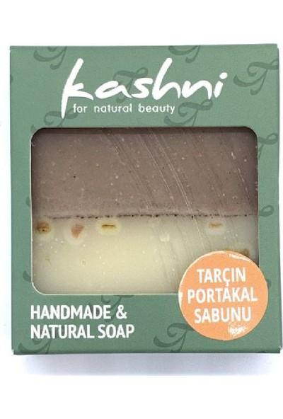 Kashni Doğal Tarçın ve Portakal Sabunu