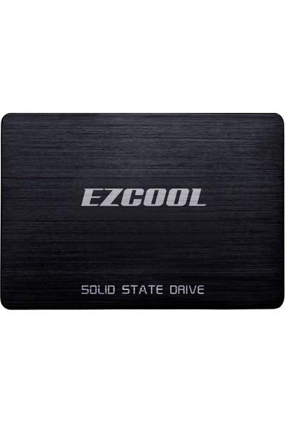 Ezcool S400 120GB 560-530MB/s Sata 3 SSD + Aparat