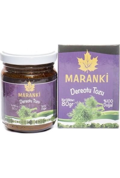 Maranki Dereotu Tozu 80 gr