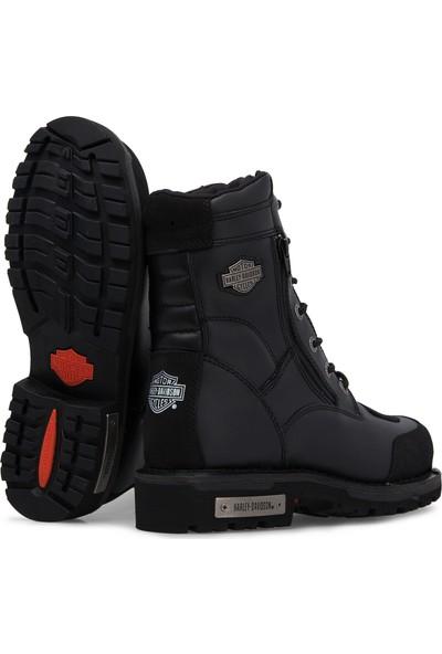 Harley Davidson Riddick 025M100552 Siyah Erkek Bot