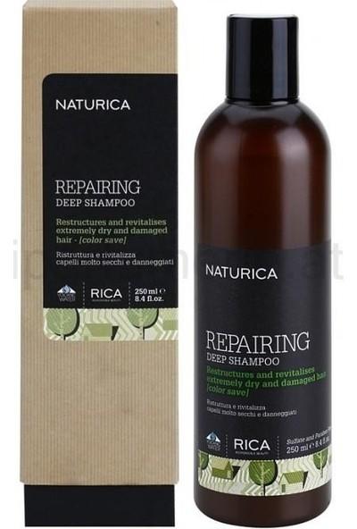 Naturica Repairing Deep Shampoo - Canlandırıcı Şampuan 250 ml