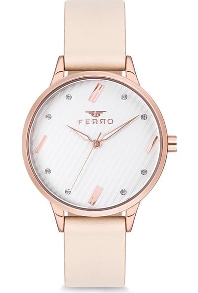 Ferro F1927B-963-W Kadın Kol Saati