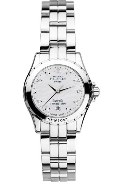 Michel Herbelin 12870-B89 Kadın Kol Saati