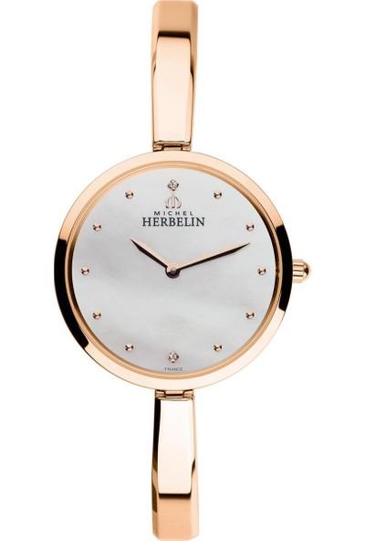 Michel Herbelin 17411/BPR19 Kadın Kol Saati